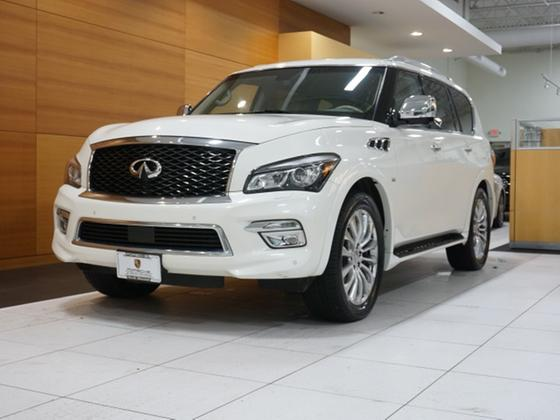 2015 Infiniti QX80 :24 car images available