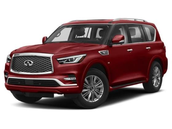 2021 Infiniti QX80 :4 car images available