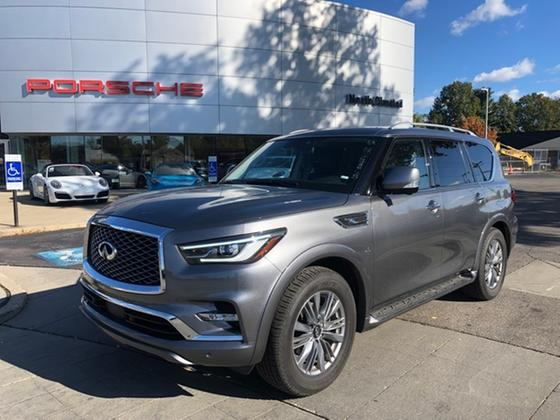 2020 Infiniti QX80 :19 car images available