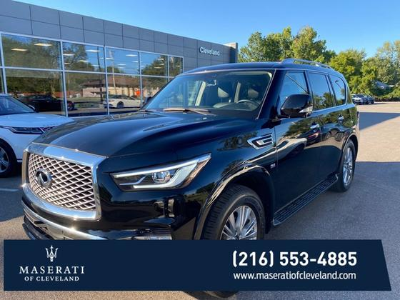 2020 Infiniti QX80 :16 car images available