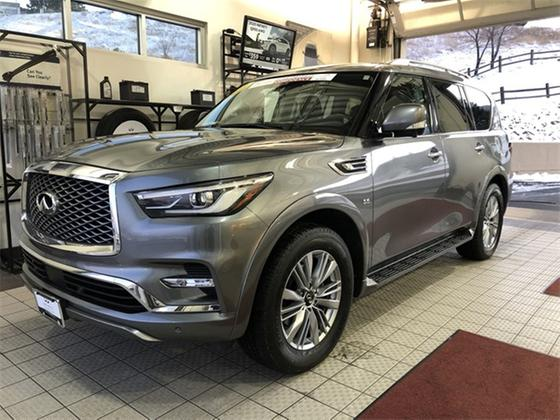 2019 Infiniti QX80 :4 car images available