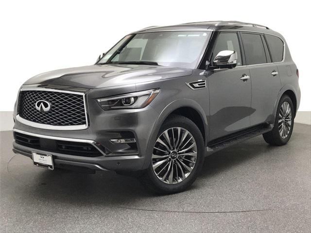 2021 Infiniti QX80 :24 car images available