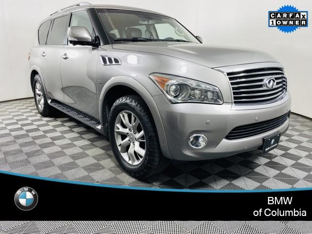 2014 Infiniti QX80 :24 car images available