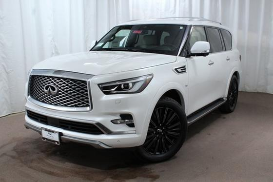 2019 Infiniti QX80 Limited Edition:24 car images available