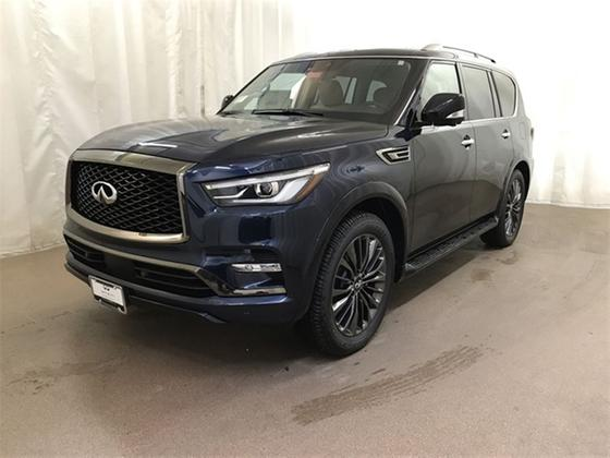 2021 Infiniti QX80 Premium Select:22 car images available