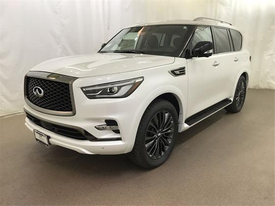 2021 Infiniti QX80 Premium Select:19 car images available