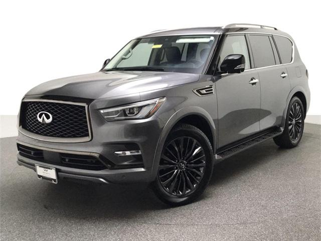 2021 Infiniti QX80 Premium Select:24 car images available