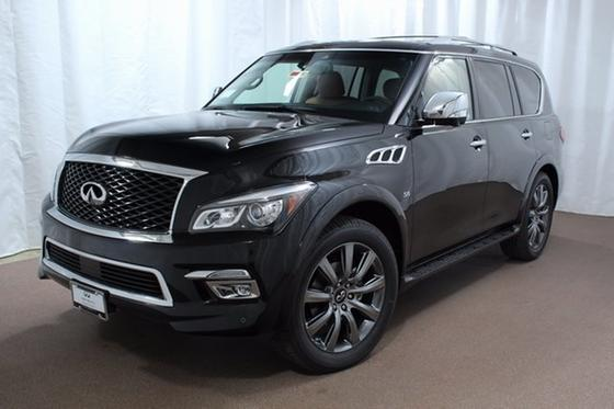 2017 Infiniti QX80 Signature Edition:23 car images available