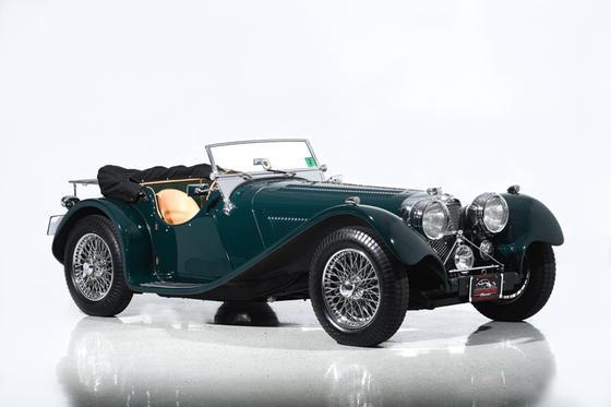 1937 Jaguar Classics SS100:24 car images available