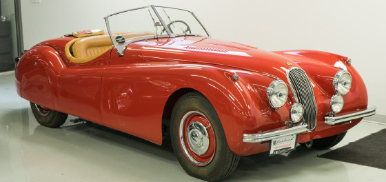 1954 Jaguar Classics XK120:13 car images available