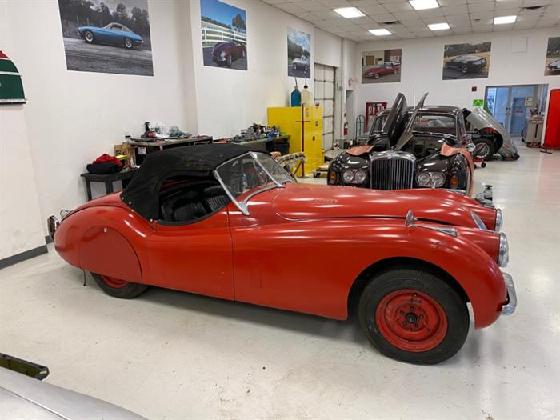 1953 Jaguar Classics XK120