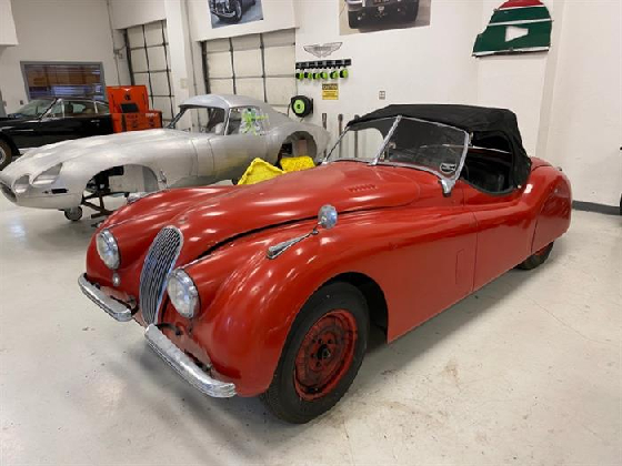 1953 Jaguar Classics XK120:6 car images available