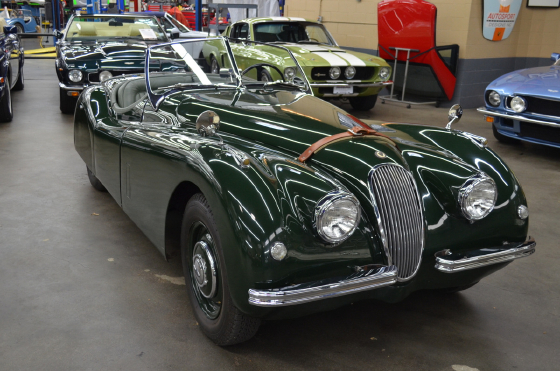 1951 Jaguar Classics XK120:12 car images available