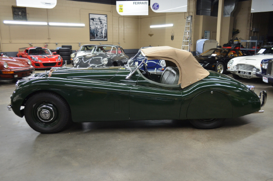 1951 Jaguar Classics XK120