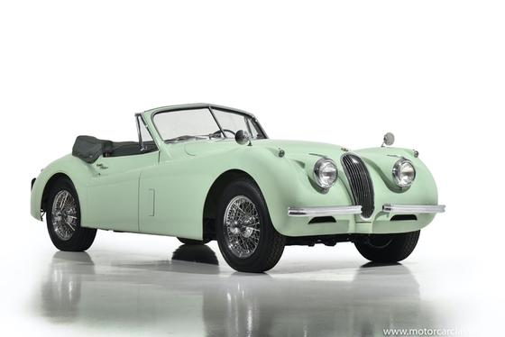 1954 Jaguar Classics XK120:24 car images available