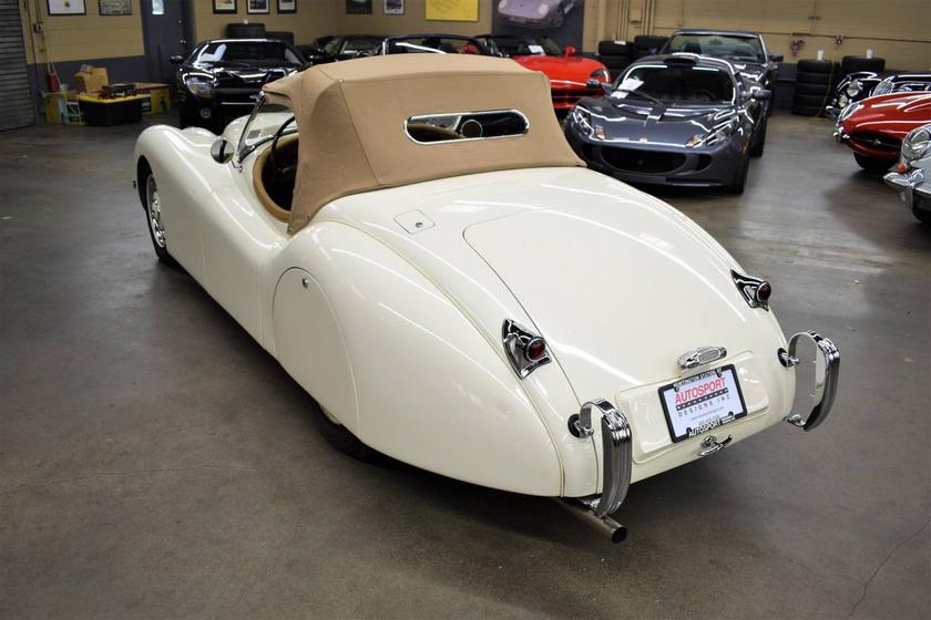 1952 Jaguar Classics XK120
