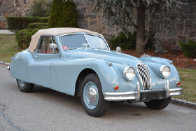 1956 Jaguar Classics XK140:6 car images available