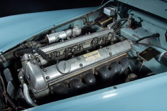 1956 Jaguar Classics XK140