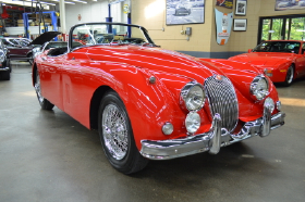 1958 Jaguar Classics XK150:9 car images available