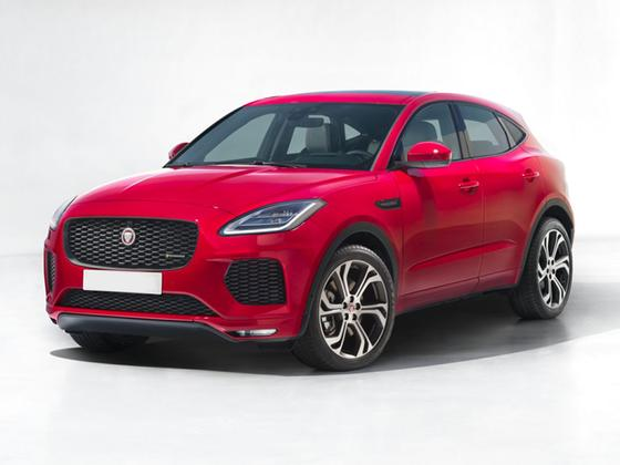 2018 Jaguar E-PACE  : Car has generic photo