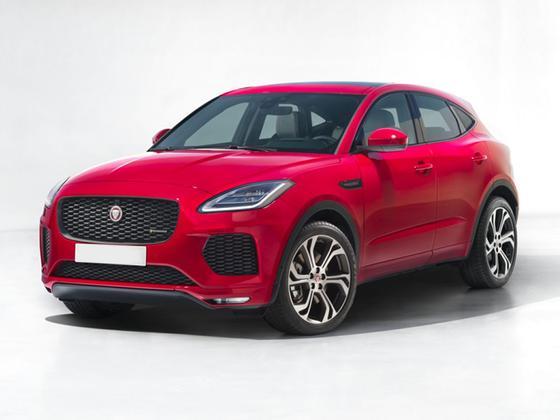 2020 Jaguar E-PACE  : Car has generic photo