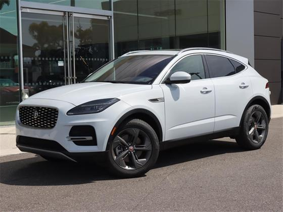 2021 Jaguar E-PACE :24 car images available