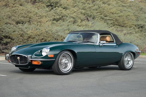 1974 Jaguar E-Type :9 car images available