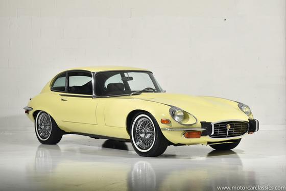 1973 Jaguar E-Type :24 car images available
