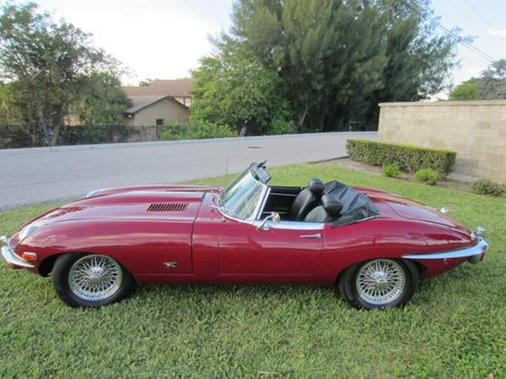 1971 Jaguar E-Type :24 car images available