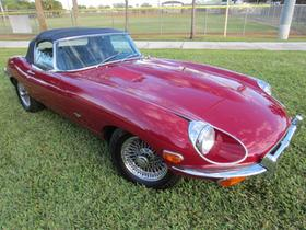 1971 Jaguar E-Type