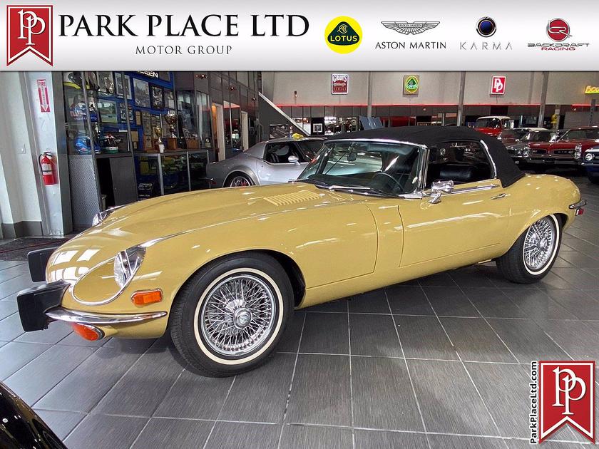 1974 Jaguar E-Type :18 car images available