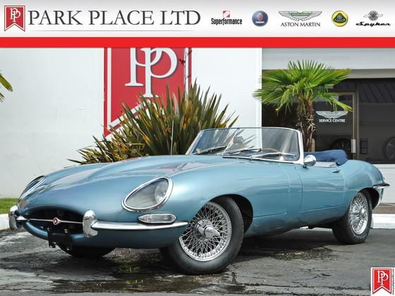 1964 Jaguar E-Type Roadster:24 car images available