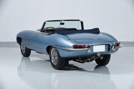 1965 Jaguar E-Type Roadster