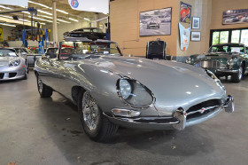 1967 Jaguar E-Type Roadster:18 car images available