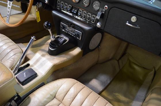1971 Jaguar E-Type Roadster