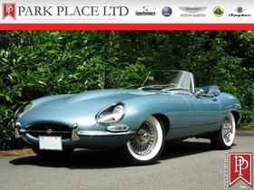 1964 Jaguar E-Type Roadster:24 car images available