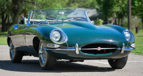 1963 Jaguar E-Type Roadster:18 car images available