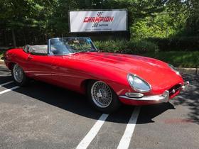 1967 Jaguar E-Type Roadster:24 car images available
