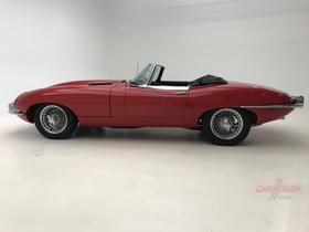 1967 Jaguar E-Type Roadster