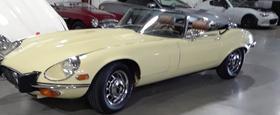 1974 Jaguar E-Type Roadster:24 car images available