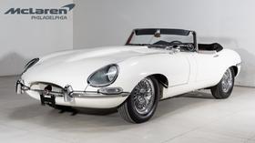 1966 Jaguar E-Type Roadster:23 car images available