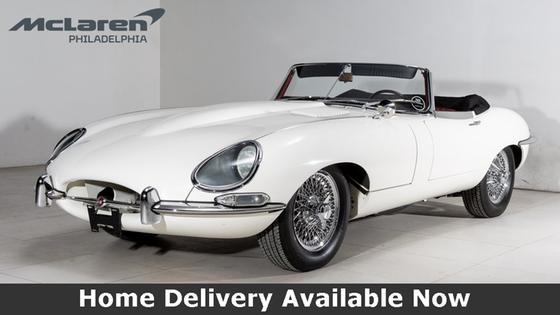 1966 Jaguar E-Type Roadster:23 car images available