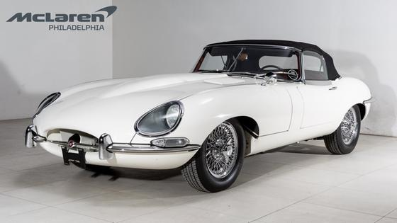 1966 Jaguar E-Type Roadster