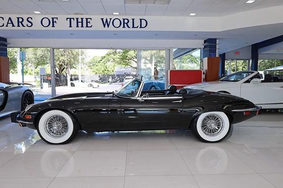 1974 Jaguar E-Type Roadster:24 car images available