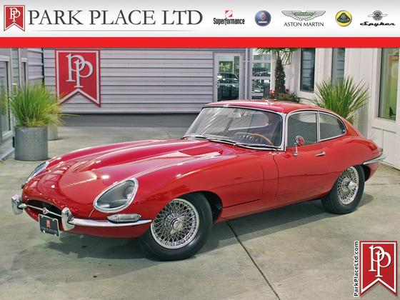 1966 Jaguar E-Type S1:24 car images available