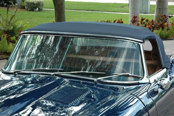 1966 Jaguar E-Type S1