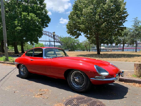 1963 Jaguar E-Type S1