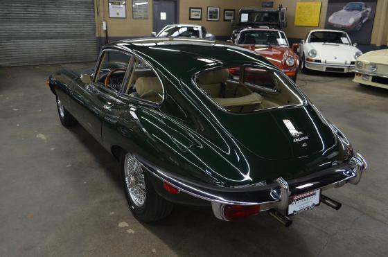 1970 Jaguar E-Type S2