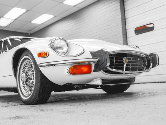 1973 Jaguar E-Type S3