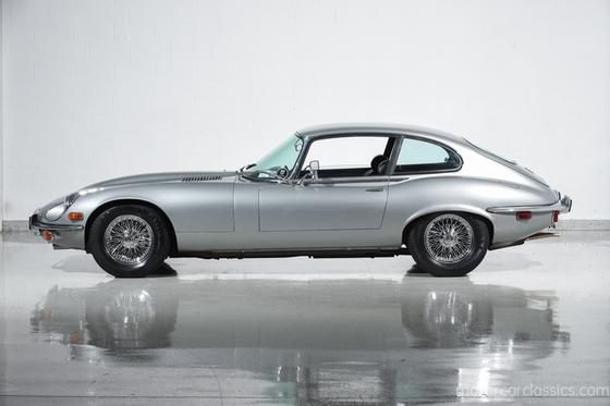 1972 Jaguar E-Type XKE 2+2 Coupe